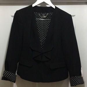 White House Black Market Gorgeous blazer size 10